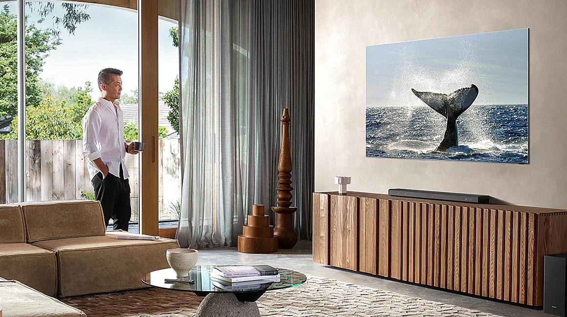 QE75Q900T 8K QLED-TV