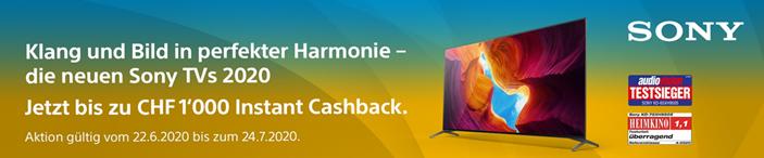 Sony Instant Cashback