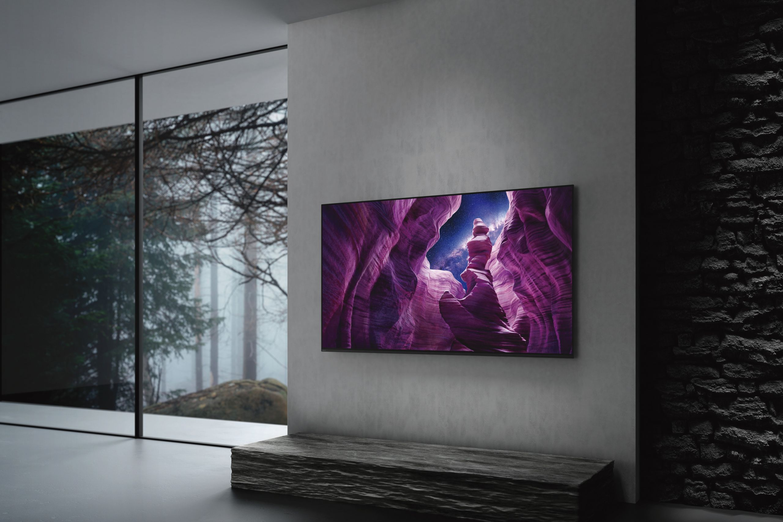 Sony KD-65A89 4K OLED-TV-T