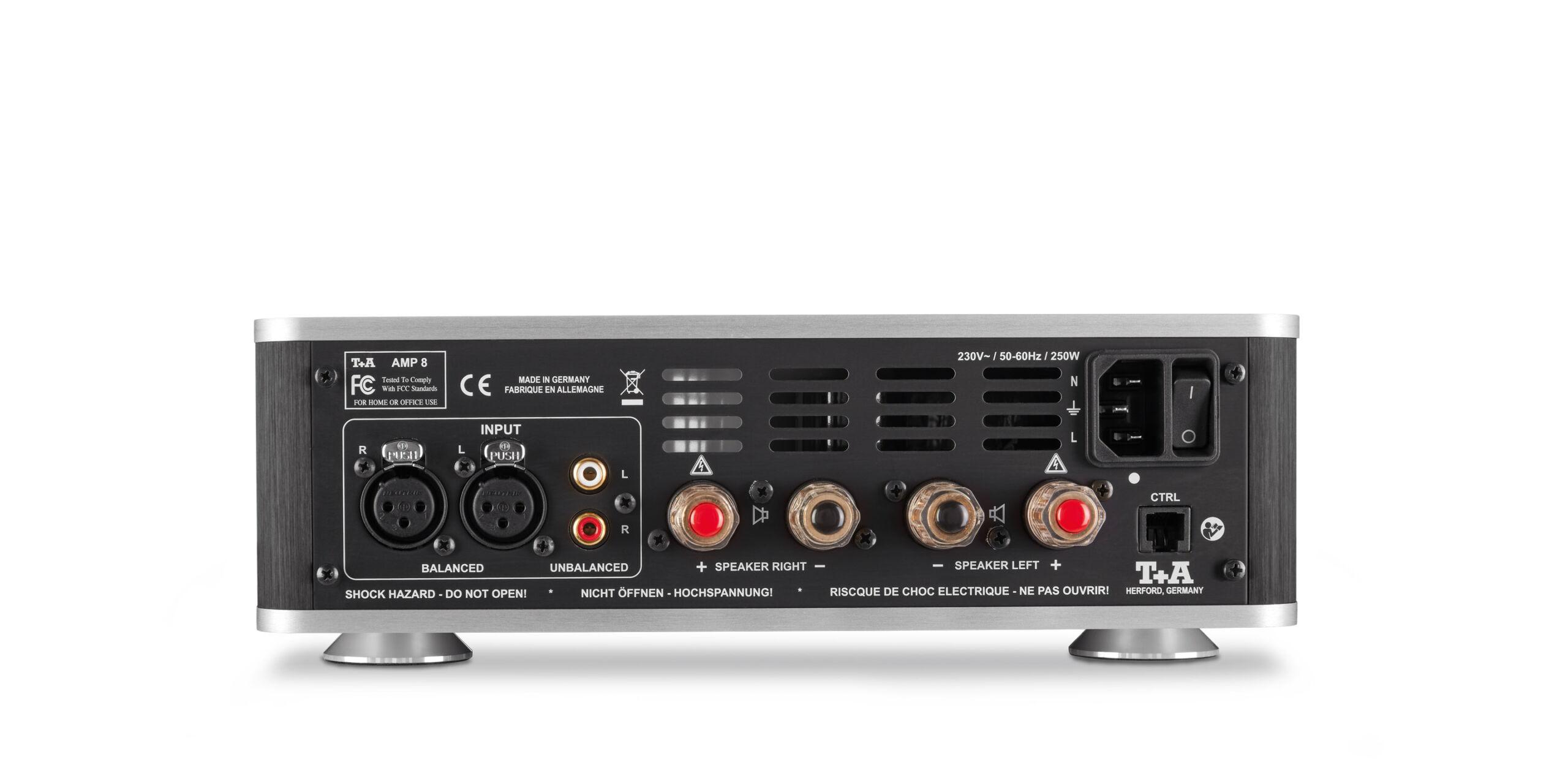 T+A AMP8